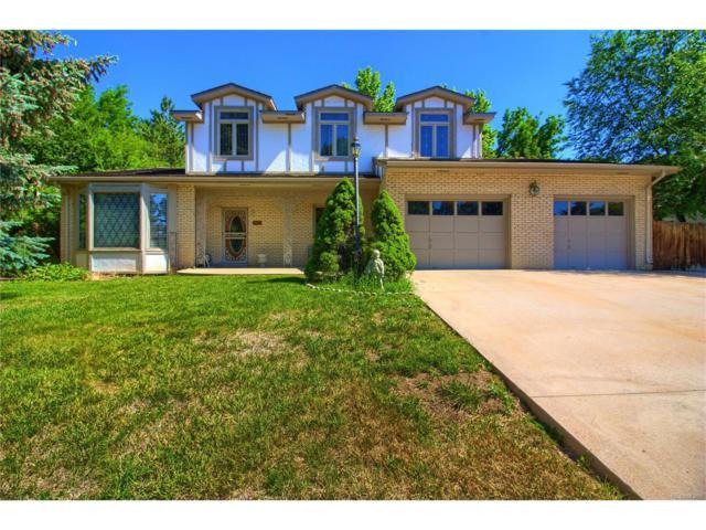 4561 W Lake Circle, Littleton, CO 80123 (MLS #1581815) :: 8z Real Estate