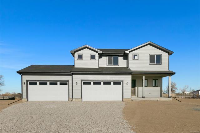 205 Foxtail Drive, Hudson, CO 80642 (MLS #1585199) :: Kittle Real Estate