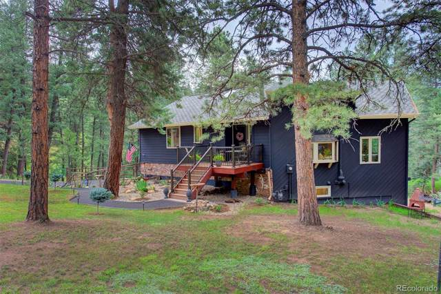 176 Cottonwood Drive, Evergreen, CO 80439 (#1586632) :: The Griffith Home Team
