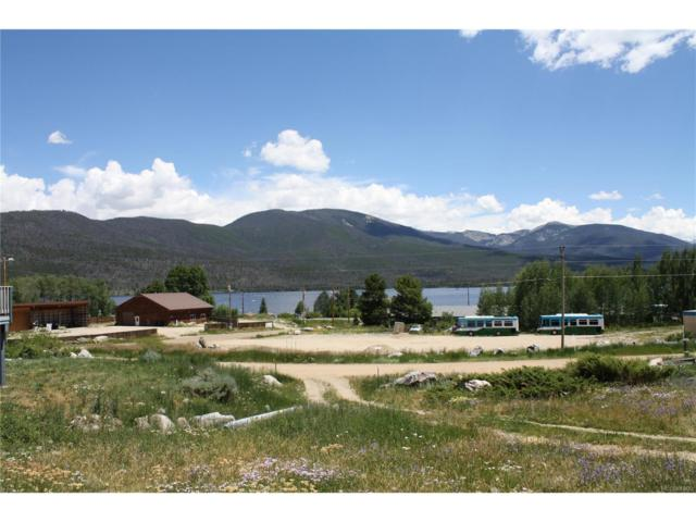 132 County Road 465, Grand Lake, CO 80447 (MLS #1586789) :: 8z Real Estate