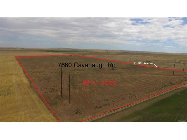 7660 Cavanaugh Road, Commerce City, CO 80022 (MLS #1586830) :: 8z Real Estate