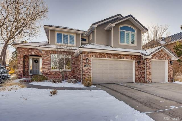 5750 S Benton Circle, Littleton, CO 80123 (#1588246) :: The Gilbert Group