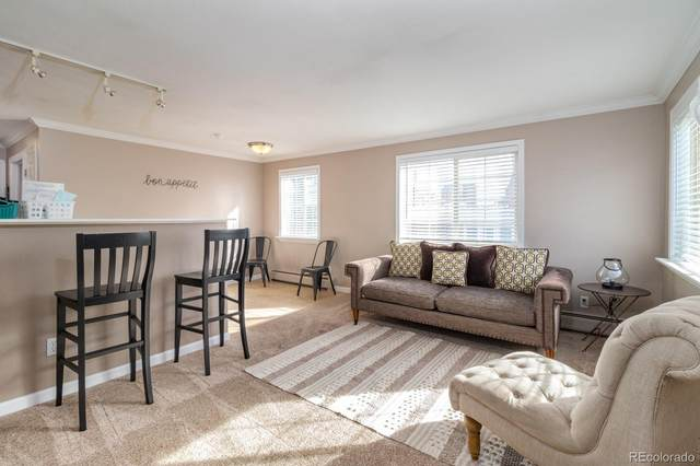 70 N Grant Street #33, Denver, CO 80203 (#1592451) :: Real Estate Professionals