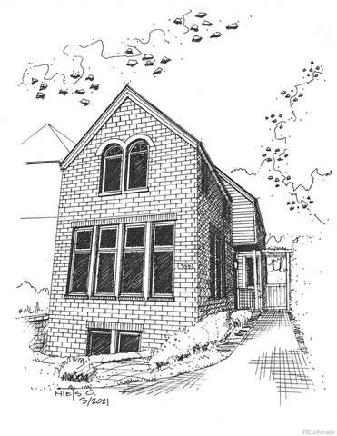 355 Garfield Street, Denver, CO 80206 (MLS #1597516) :: Kittle Real Estate