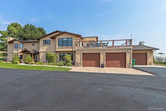 10620 E Pinewood Drive, Parker, CO 80138 (#1602837) :: Symbio Denver