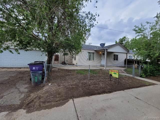 1307 W Louisiana Avenue, Denver, CO 80223 (#1603578) :: Finch & Gable Real Estate Co.