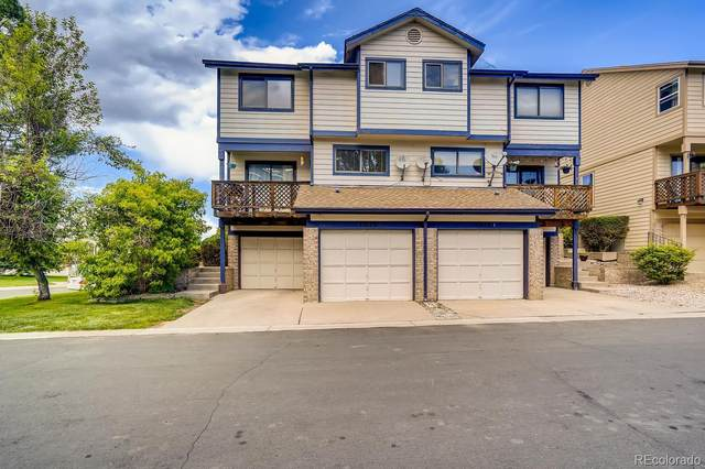 10473 W 83rd Avenue B, Arvada, CO 80005 (#1603596) :: West + Main Homes