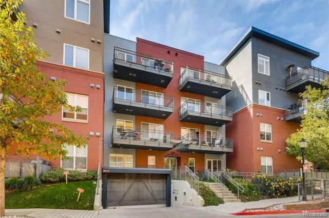 1438 Little Raven Street #104, Denver, CO 80202 (#1606887) :: HomeSmart Realty Group