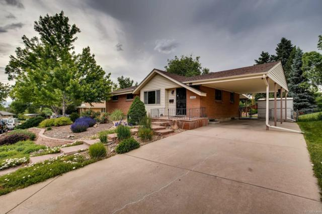 2589 E Cresthill Avenue, Centennial, CO 80121 (#1614120) :: The HomeSmiths Team - Keller Williams