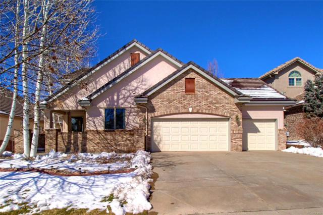 47 Coral Place, Greenwood Village, CO 80111 (#1615520) :: Colorado Home Finder Realty