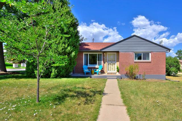 1699 S Canosa Court, Denver, CO 80219 (MLS #1617495) :: 8z Real Estate
