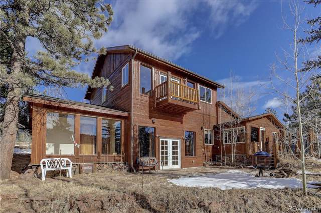 252 Jones Road, Bailey, CO 80421 (#1617554) :: The DeGrood Team