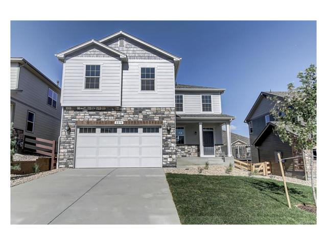 2274 Stonefish Drive, Windsor, CO 80550 (#1617710) :: The DeGrood Team