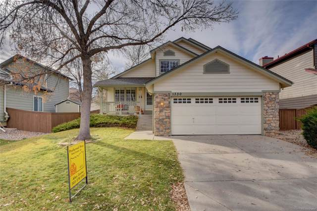 1330 Knollwood Way, Highlands Ranch, CO 80126 (#1618274) :: The DeGrood Team
