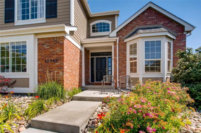 10360 Brookhollow Circle, Highlands Ranch, CO 80129 (#1620901) :: The Peak Properties Group