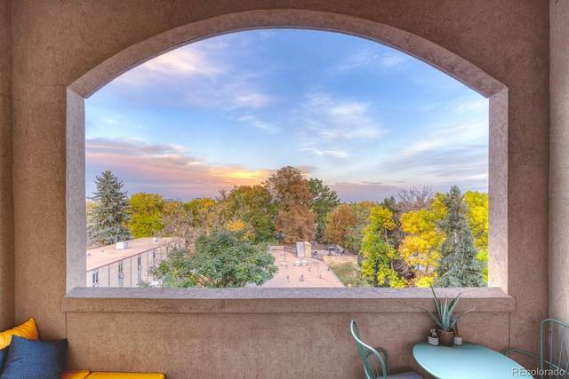 2200 S University Boulevard #509, Denver, CO 80210 (#1620962) :: Mile High Luxury Real Estate