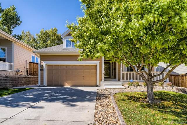 10067 Boca Circle, Parker, CO 80134 (#1621177) :: The Griffith Home Team