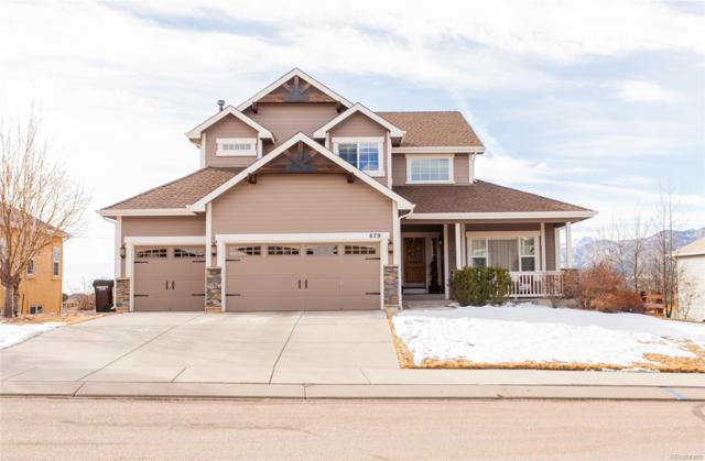 679 Burke Hollow Drive, Monument, CO 80132 (MLS #1621222) :: 8z Real Estate