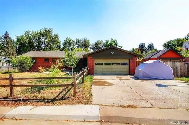410 Cody Drive, Lakewood, CO 80226 (MLS #1624633) :: The Sam Biller Home Team