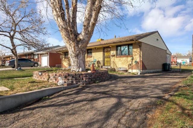 7590 Greenwood Boulevard, Denver, CO 80221 (#1626393) :: The Peak Properties Group