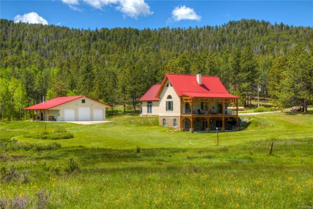 2321 Deer Park Drive, Livermore, CO 80536 (MLS #1627707) :: 8z Real Estate