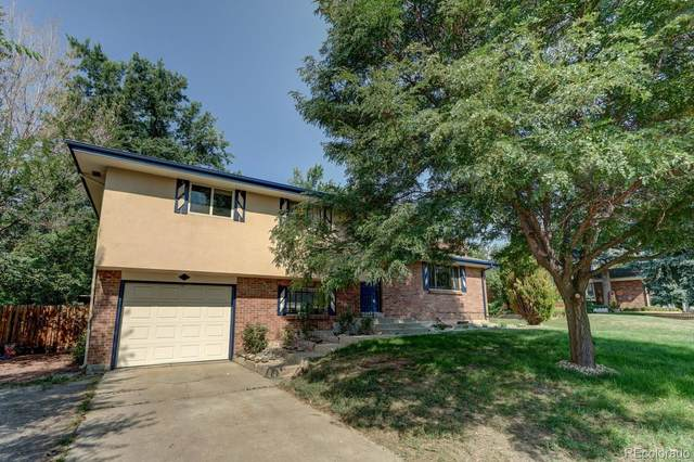 6525 Ward Road, Arvada, CO 80004 (#1627805) :: The Healey Group