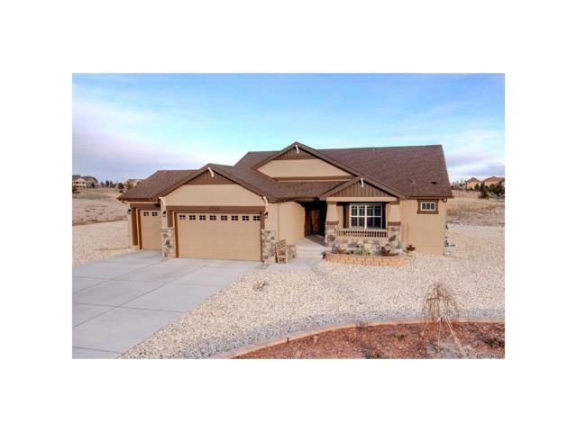 11325 San Luis Peak Way, Peyton, CO 80831 (MLS #1627889) :: 8z Real Estate