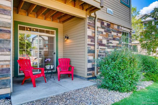 1194 Red Lodge Drive #002, Evergreen, CO 80439 (#1627893) :: The DeGrood Team