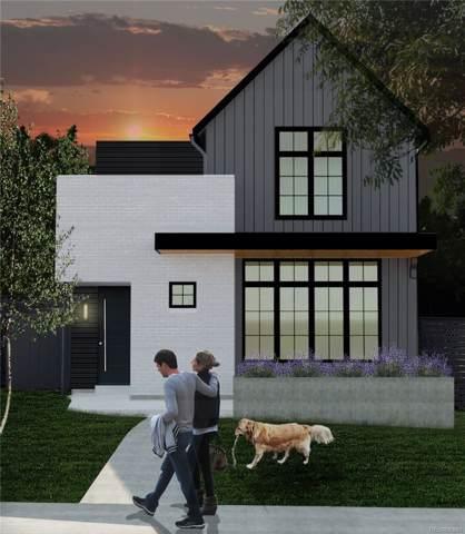 1545 S Clarkson Street, Denver, CO 80210 (#1628017) :: The HomeSmiths Team - Keller Williams