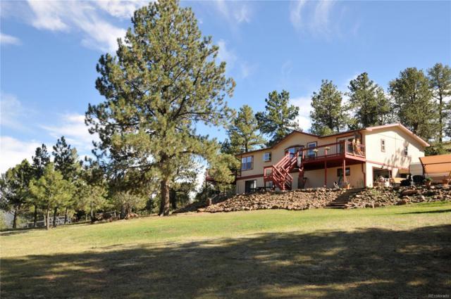 293 Comanche Road, Florissant, CO 80816 (MLS #1630902) :: 8z Real Estate