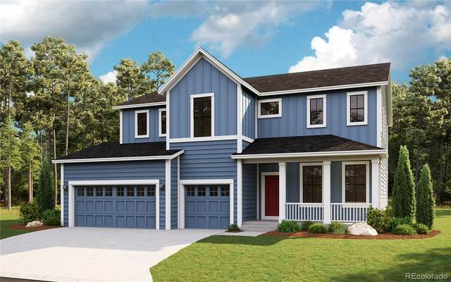 1103 Elbridge Drive, Elizabeth, CO 80107 (#1637813) :: Finch & Gable Real Estate Co.