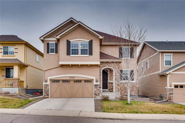 14082 Cook Street, Thornton, CO 80602 (#1638398) :: My Home Team