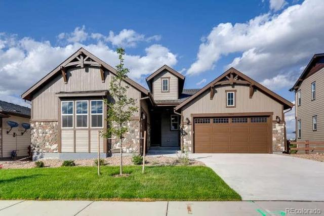 7824 S Grand Baker Court, Aurora, CO 80016 (#1641100) :: The Heyl Group at Keller Williams