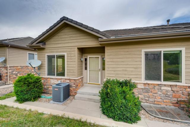 6955 Buckskin Drive, Littleton, CO 80125 (#1642393) :: James Crocker Team