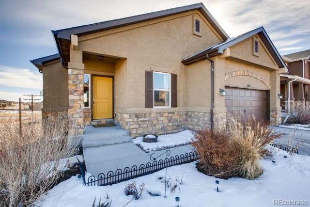 1105 Diamond Rim Drive, Colorado Springs, CO 80921 (#1643442) :: The Heyl Group at Keller Williams