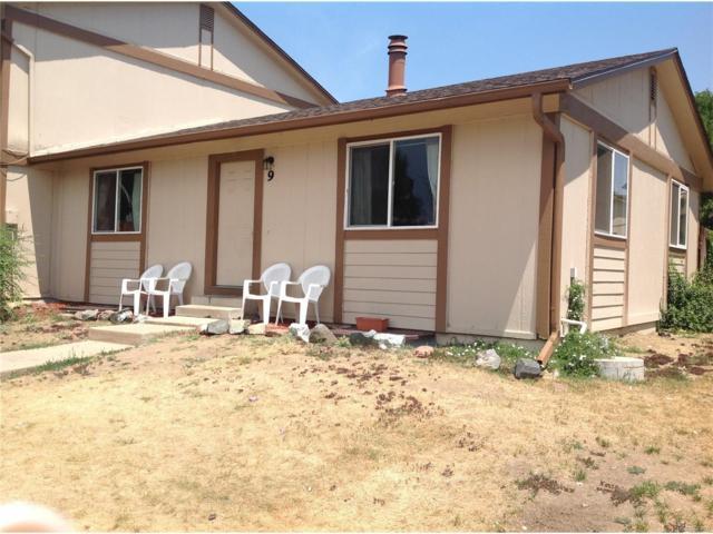 2347 Rainbow Drive #9, Denver, CO 80229 (MLS #1643937) :: 8z Real Estate