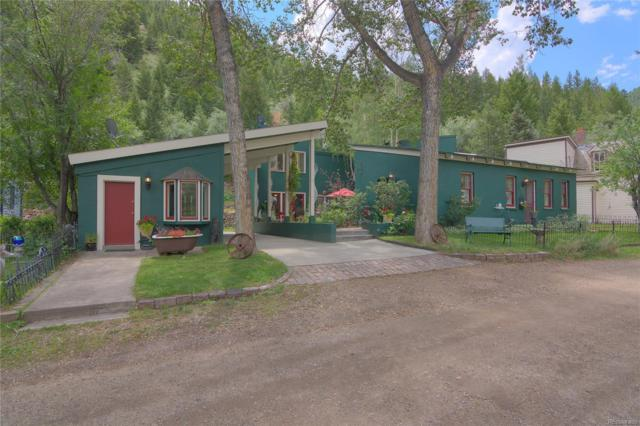 802 & 804 Biddle Street, Georgetown, CO 80444 (#1645276) :: The Peak Properties Group