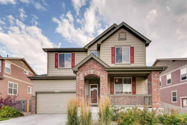7568 E 122nd Place, Thornton, CO 80602 (MLS #1650149) :: 8z Real Estate