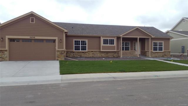 56748 E 22nd Place, Strasburg, CO 80136 (#1650602) :: The Tamborra Team