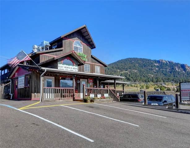 25997 Conifer Road, Conifer, CO 80433 (#1654805) :: The Scott Futa Home Team