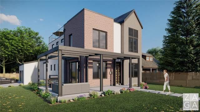 1001 Newport Street, Denver, CO 80220 (#1655815) :: Kimberly Austin Properties