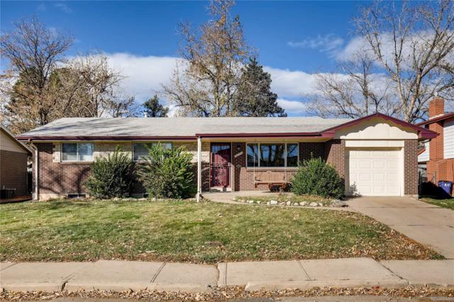 3071 S Golden Way, Denver, CO 80227 (#1661471) :: The Heyl Group at Keller Williams