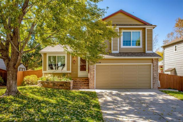 2154 Gold Dust Lane, Highlands Ranch, CO 80129 (#1661796) :: The City and Mountains Group