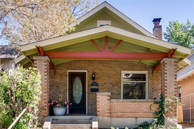 314 S Emerson Street, Denver, CO 80209 (MLS #1662133) :: The Space Agency - Northern Colorado Team
