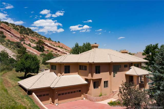 16670 Wild Plum Circle, Morrison, CO 80465 (#1664763) :: Realty ONE Group Five Star