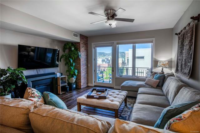 3701 Arapahoe Avenue #414, Boulder, CO 80303 (#1665080) :: The HomeSmiths Team - Keller Williams