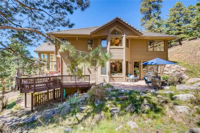 1186 Preserve Circle, Golden, CO 80401 (MLS #1665096) :: 8z Real Estate