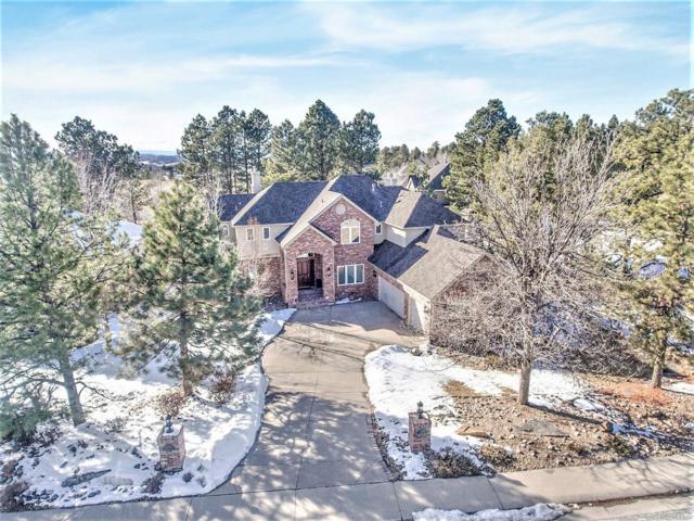 5389 Pinyon Jay Road, Parker, CO 80134 (MLS #1666149) :: 8z Real Estate