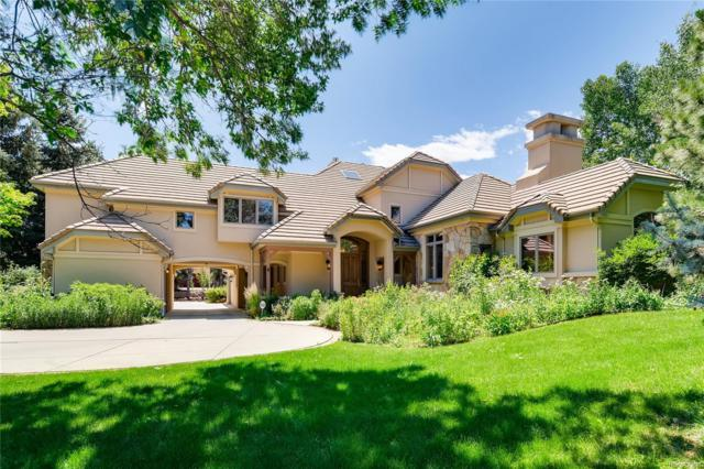 5395 S Grape Lane, Greenwood Village, CO 80121 (#1668870) :: HomePopper