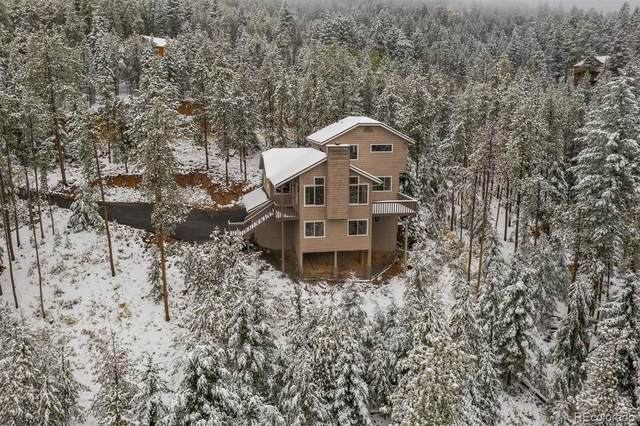 7220 Brook Forest Drive, Evergreen, CO 80439 (#1671405) :: The Brokerage Group